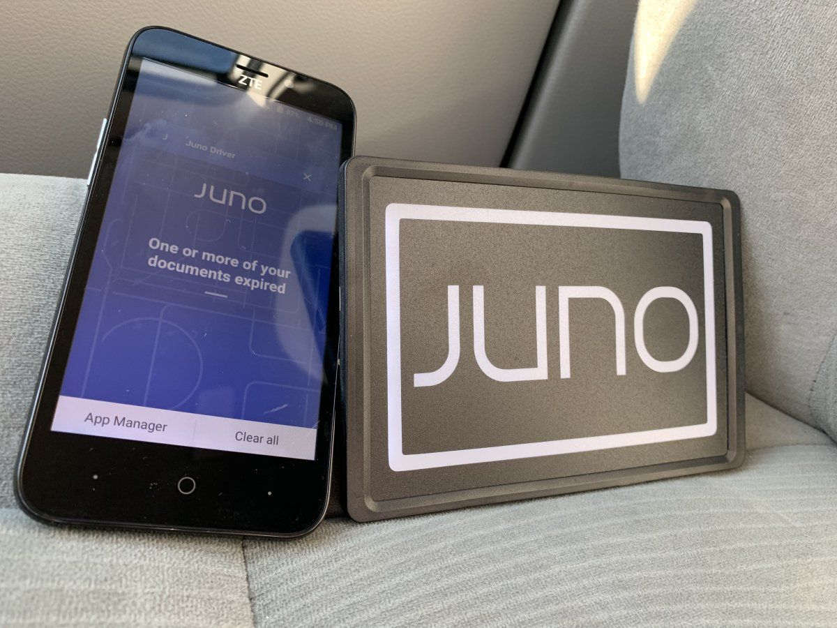 When is Juno coming to NJ | Uber Drivers Forum