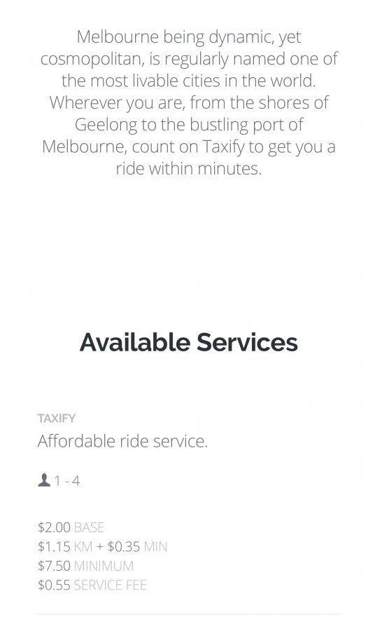 how to be a taxify driver in melbourne