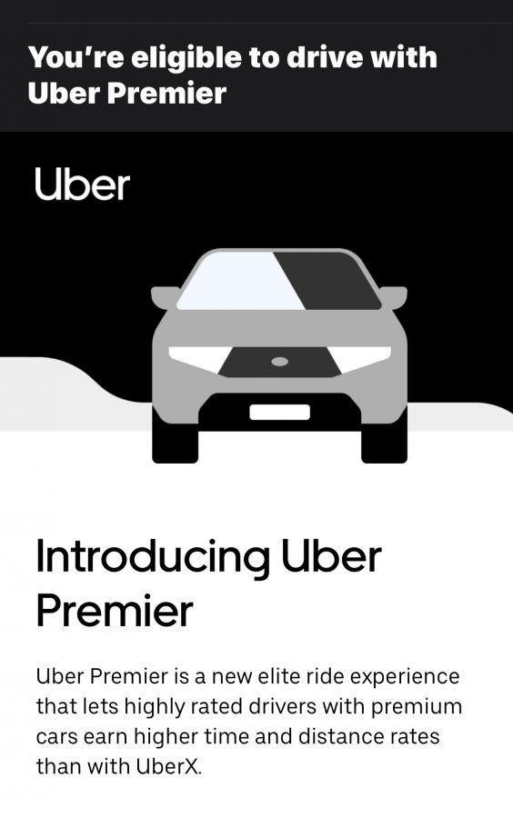 Uber Black Car List >> Uber Premier Uber Comfort Uber Drivers Forum