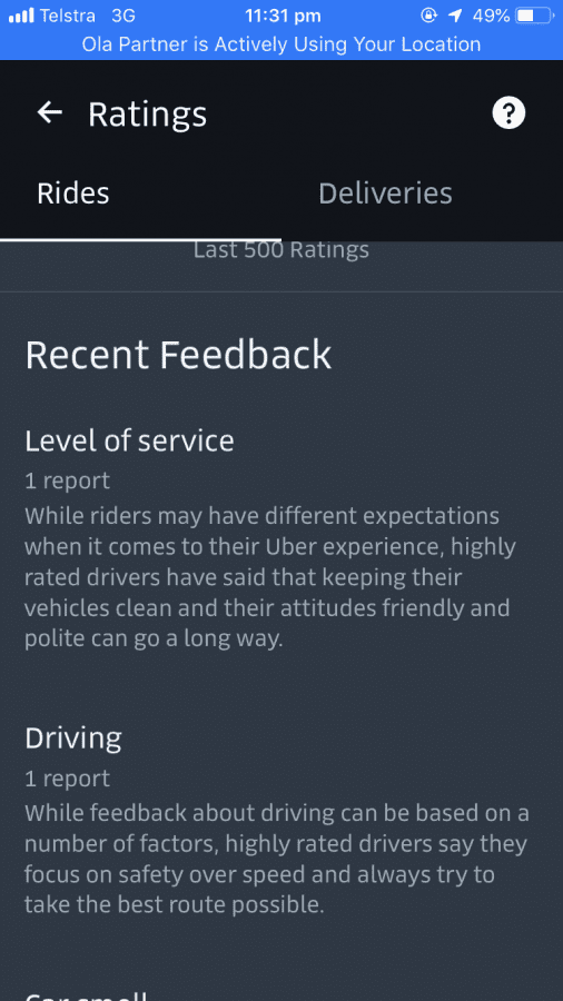 No longer picking up drunk assholes   Uber Drivers Forum
