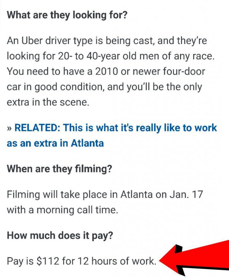 Tyler Perry casting for Uber driver!! | Uber Drivers Forum