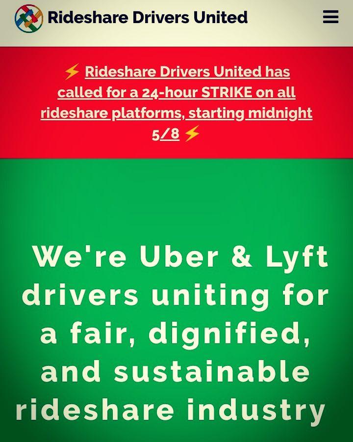 Rideshare Drivers United | Uber Drivers Forum