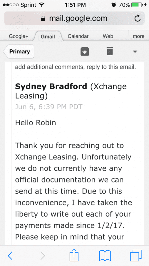 Xchange Leasing   Uber Drivers Forum