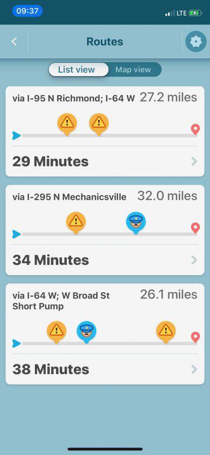 Waze vs Google maps | Uber Drivers Forum