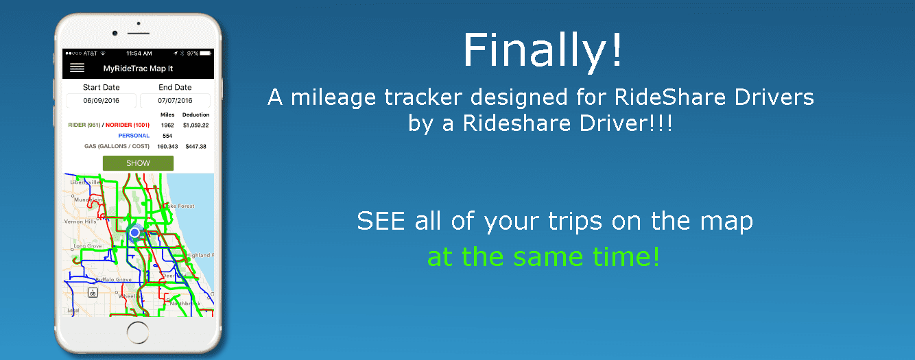 mileage expense tracking app for taxes uber drivers forum