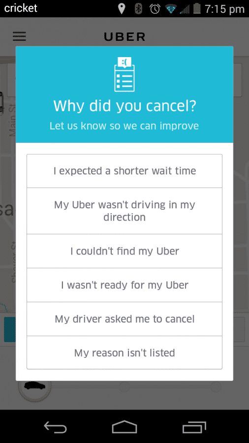 How To Cancel Uber >> Why Do Riders Cancel Uber Drivers Forum