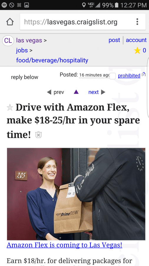 Amazon Flex Uber Drivers Forum