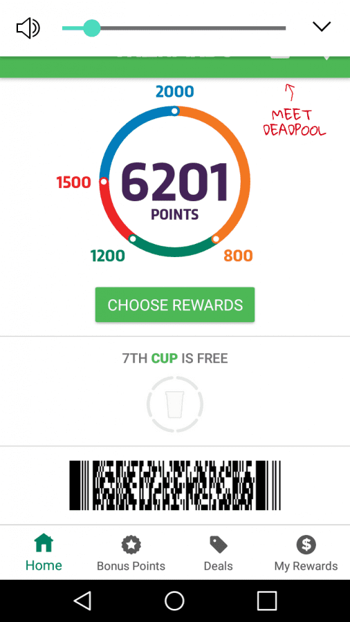 Postmates Pro Tip: Use 7-Eleven Rewards for free stuff