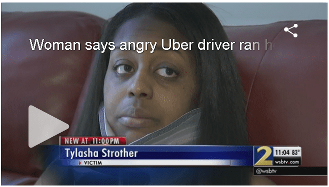 uber driver accused of hitting passengers with car uber drivers forum